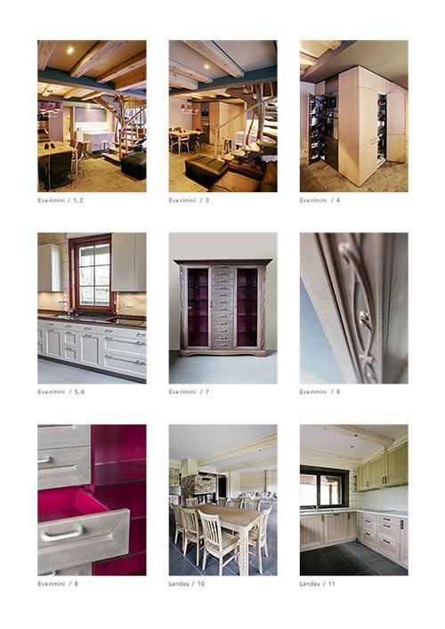 Kitchen Amatciems Furniture Made In Latvia Custom Design